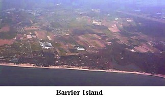 the erosion of long islands barrier beaches The impending coastal crisis the barrier islands off the coast of long along the south shore of long island, leading to extensive beach erosion in.